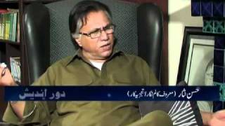 Hassan Nisar on Value TV 3