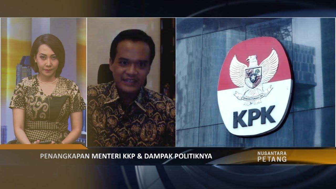 Pakar: Jokowi Harus Segera Reshuffle Edhy Prabowo