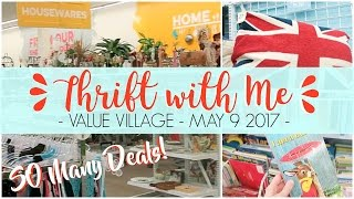 Thrift With Me | Value Village Shopping Haul