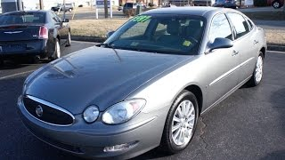 2007 Buick Lacrosse CXL Walkaround, Start up, Tour and Overview