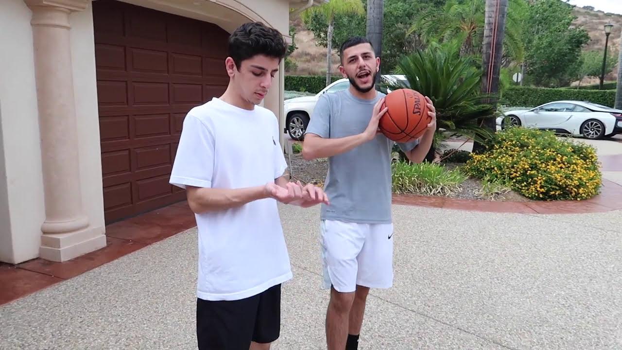 Basketball 1V1 Vs Faze Rug! ($5,000 Bet