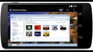 Управляйте компьютером с Андроид смартфона(Удаленный рабочий стол Chrome