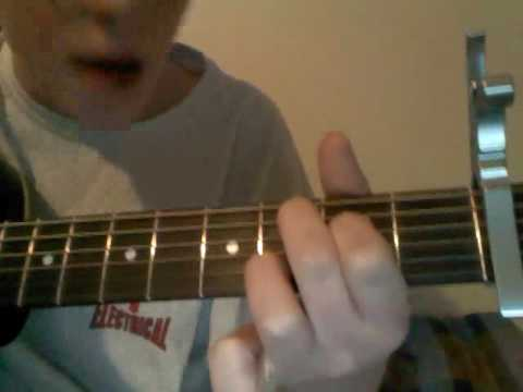 Rascal Flatts- What Hurts The Most acoustic guitar lesson - YouTube