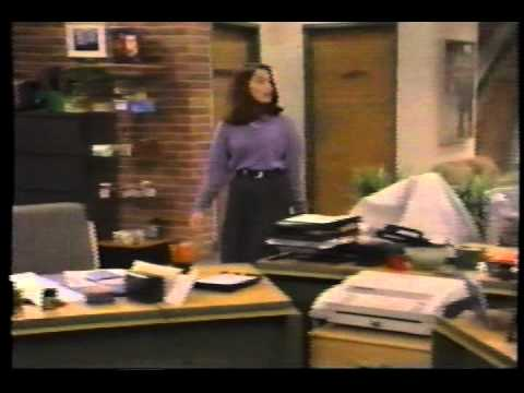 office the opening credits cbs 1995 sitcom youtube