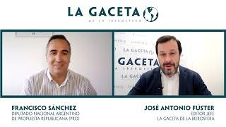 Francisco Sánchez: 'A España y a Argentina nos une que nos gobiernan dos mentirosos'