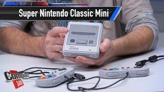Nintendo SNES Classic Mini Hands-on: Ein Traum von einer Konsole