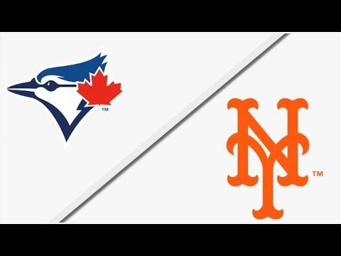 Toronto Blue Jays vs New York Mets | Full Game Highlights | 5/16/18