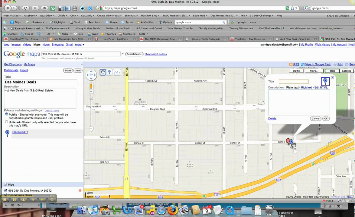 Real Estate Tips: Embedding Virtual Tours in Google Maps - YouTube