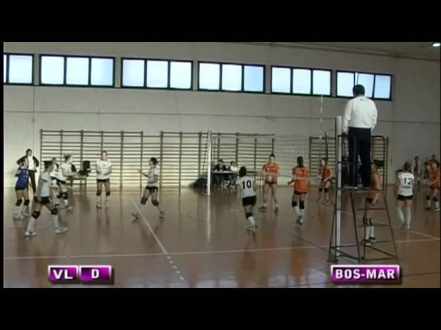 Bosico Terni - Marsciano PG - 1° Set
