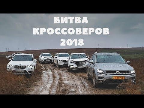 Compact SUV 2018: BMW X1, Hyundai Tucson, Mazda CX5, Toyota RAV4, Subaru Forester, Volkswagen Tiguan