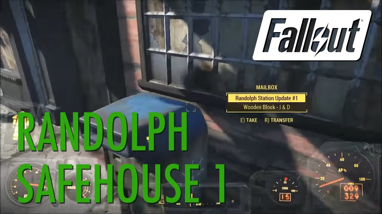 Download Fallout 4 - Randolph Safehouse 1
