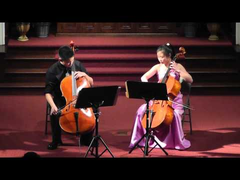 Someone is Praying for You, Cello Duet