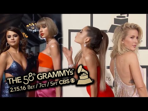 2016 Grammys: TOP Red Carpet Looks! (STYLEWIRE)