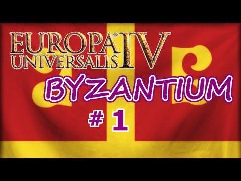 Europa Universalis IV Byzantium 01