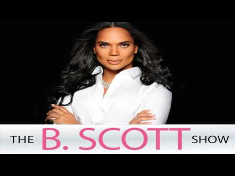The B  Scott Show -  Kenya Moore !