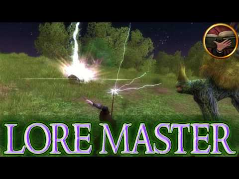 LOTRO: Lore Master Gameplay 2017 – Lord of the Rings Online | 2017 Gameplay