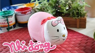 Hello Kitty dễ thương