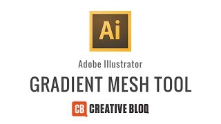 Illustrator: How to use the Gradient Mesh Tool