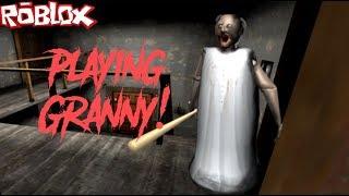 Is Granny Coming?! - Ft. Kikyo_theDJninja080 + Voice! - ROBLOX
