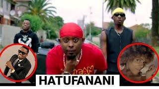 SIRI Nzito Katika Wimbo Mpya Wa Shetta ft Jux & Mr blue HATUFANANI