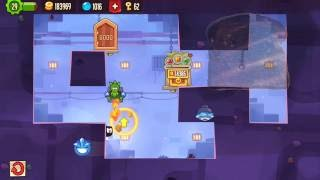 King of Thieves - Base 96 - Perfect Corner Jump into Ceiling Skid - Designed by Kaz