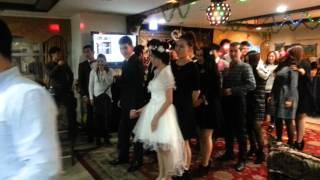 Свадьба в Южной Корее в ресторане Самарканд