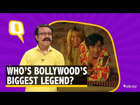 Watch: Why Shashi Kapoor Is the Greatest Bollywood Legend