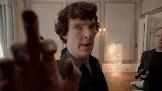 "Шерлок Холмс определил пароль по параметрам Ирэн Адлер дедукция и анализ из сериала ""Шерлок"""