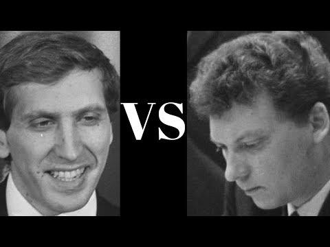 Robert James Fischer vs Karl Robatsch : notable game: Varna Olympiad (1962)  : Scandinavian Defense