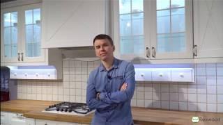 видео Столешница для кухни из дерева