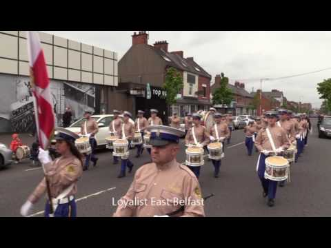 East Belfast Protestant Boys 50th Anniversary Parade