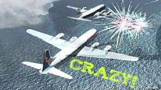 【FSX HD】 ==✈ Crazy Multiplayer Sessions