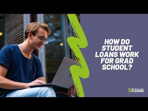 how-do-student-loans-work-for-grad-school?-|-student-loan-planner
