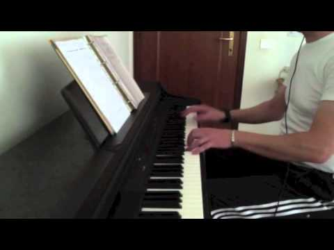 Robbie Williams - Angels (Piano Cover)