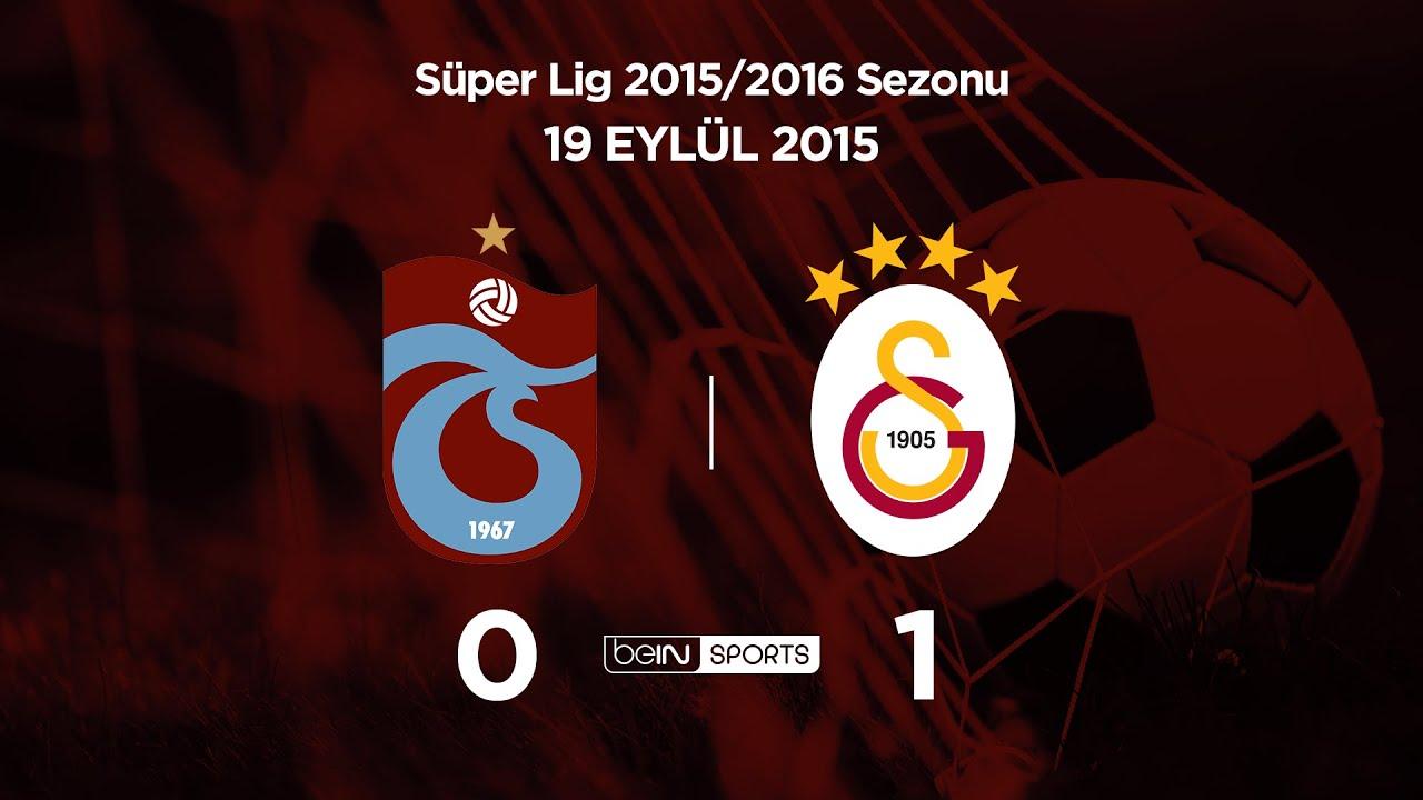 19.09.2015 | Trabzonspor-Galatasaray | 0-1