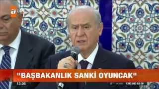 Bahçeli'den HDP seçmenine eleştiri - atv Gün Ortası Bülteni