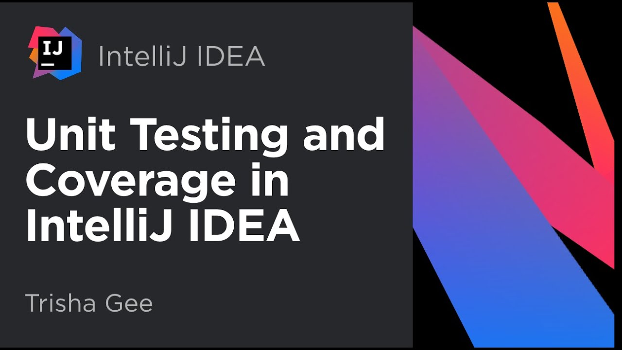 Unit Testing and Coverage in IntelliJ IDEA