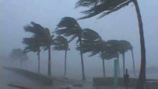 Hurricane Wilma Video - Miami Beach, Florida thumbnail
