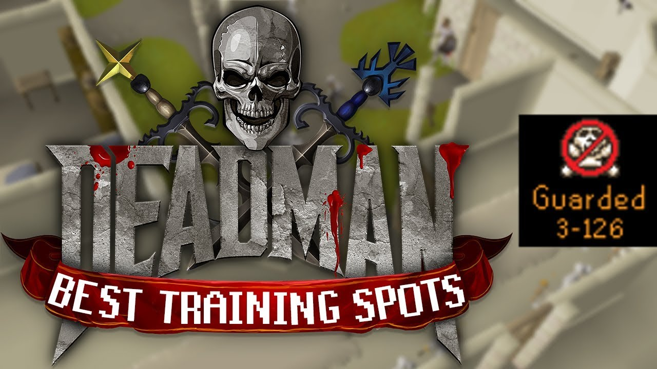 Deadman Mode Best Places To Train Youtube