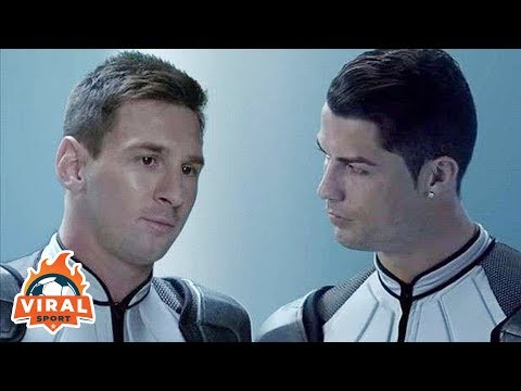 Leo Messi Best Ads/Commercial Ever | Viral Sport