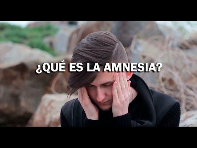 Qué Es La Amnesia Y Tipos De Amnesia Youtube