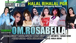 Live Streaming OM ROSABELLA Perform PGR Ds Glonggong Jakenan Pati 2019
