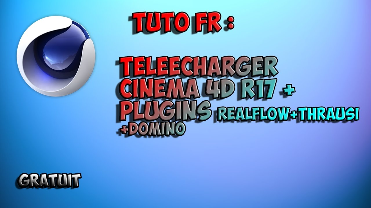 le plugin thrausi cinema 4d