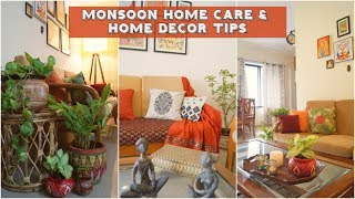 Monsoon Home Decor & Home Care Tips   Monsoon Home Decor
