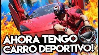 Manejando un McLaren, Escorpión al volante en Querétaro!