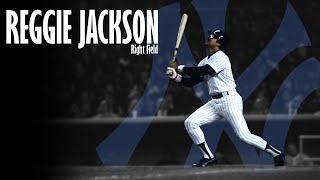 Reggie Jackson Stats