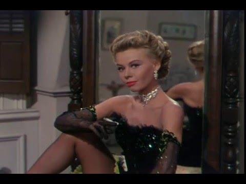 """Vera-Ellen performs in """"Naughty But Nice"""""""