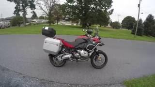 2008 bmw R1200 GS