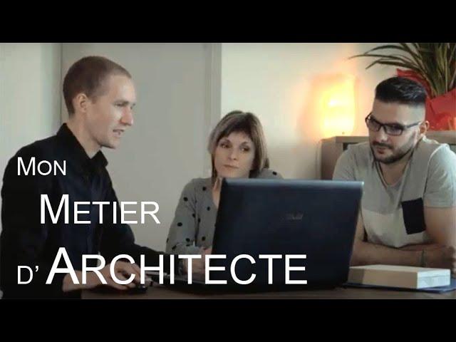 À quoi sert un architecte ? Réponse en vidéo avec Stephen Mure, Architecte