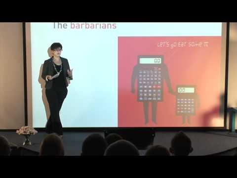 Next generation technology | Alexandra Deschamps Sonsino | TEDxLiverpool